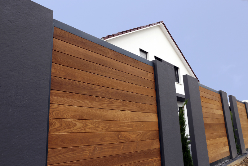 What to look for in a garden fence | TTS Garden Services
